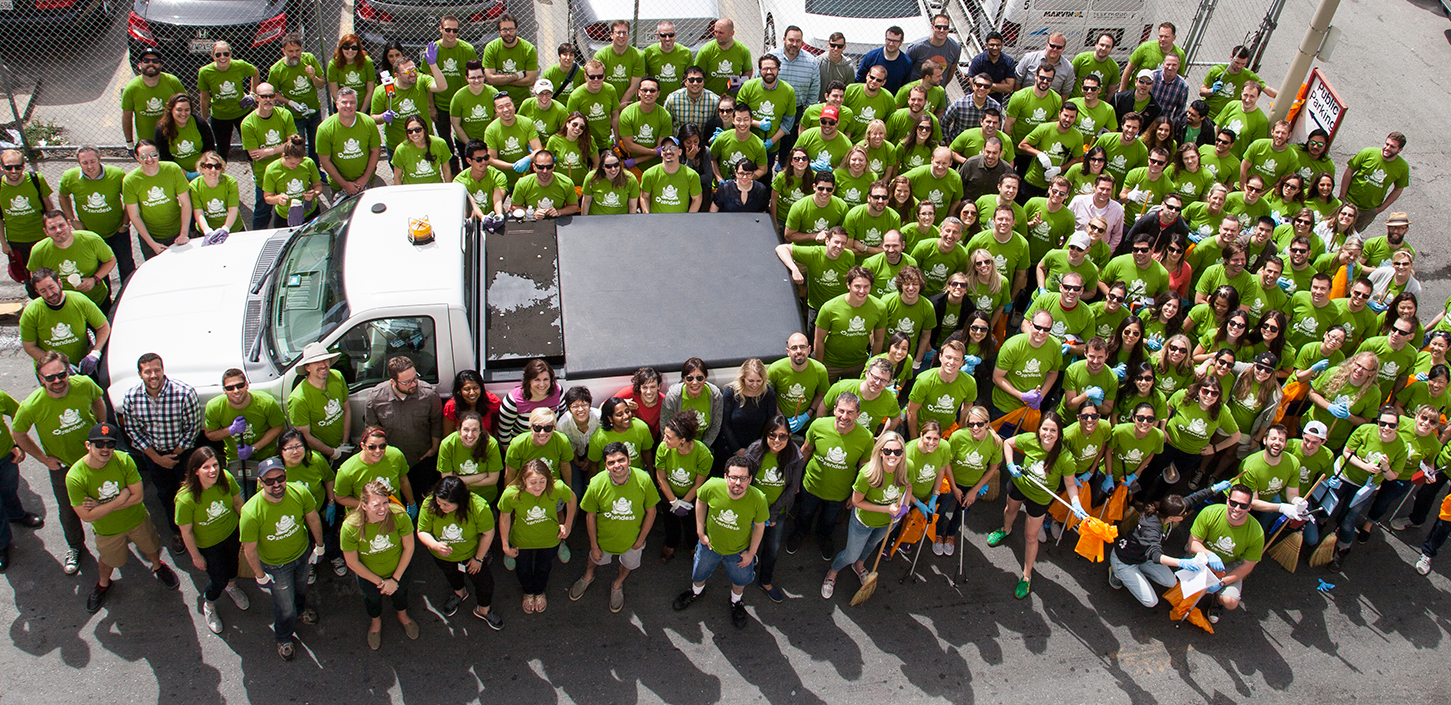 Paying it forward: Zendesk's annual Community Day