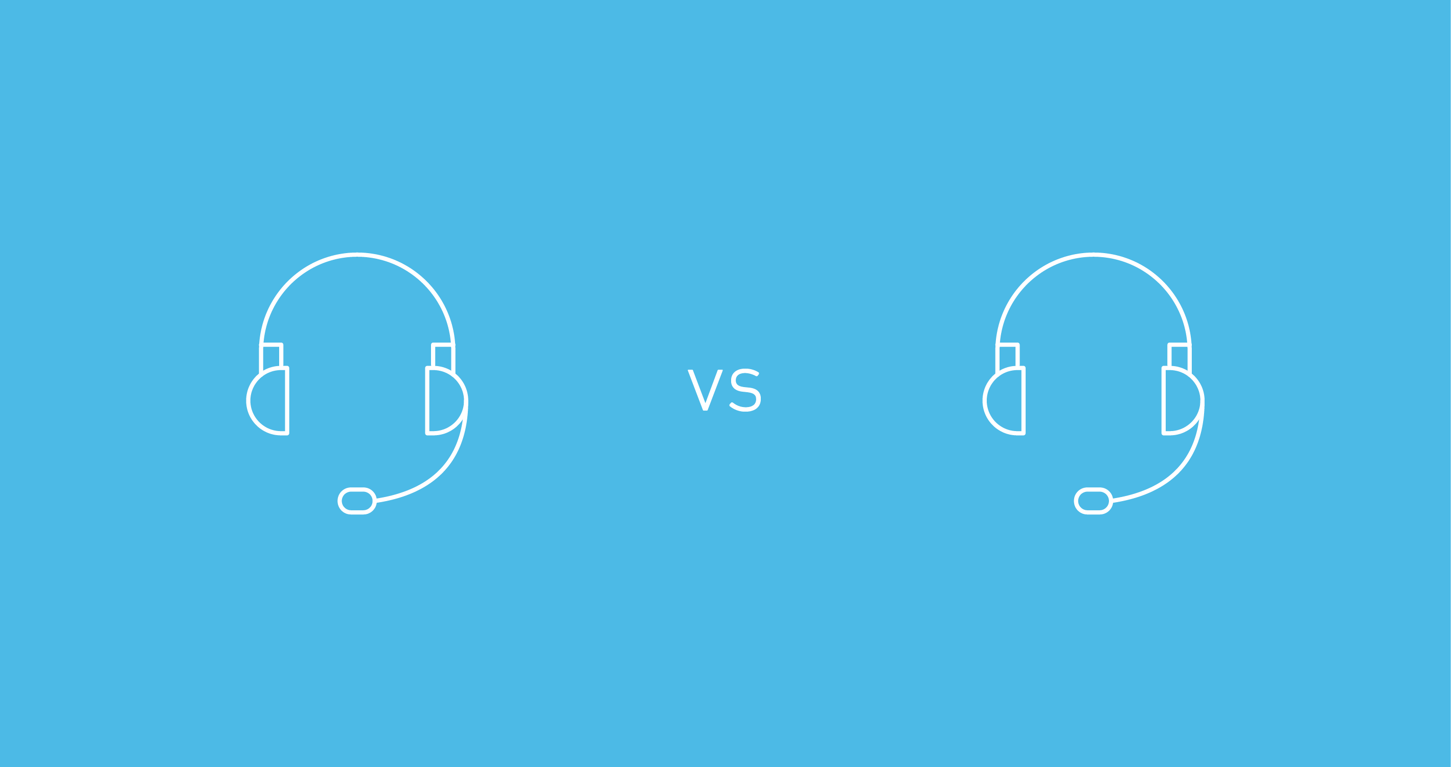 The reviews are in: Best headsets for customer service
