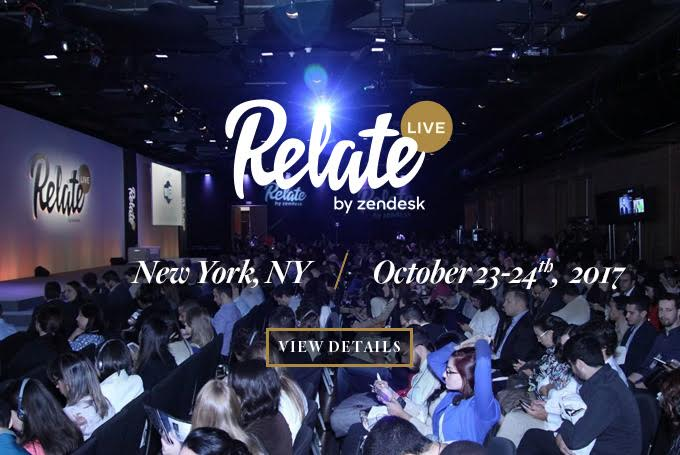 Relate Live 2017